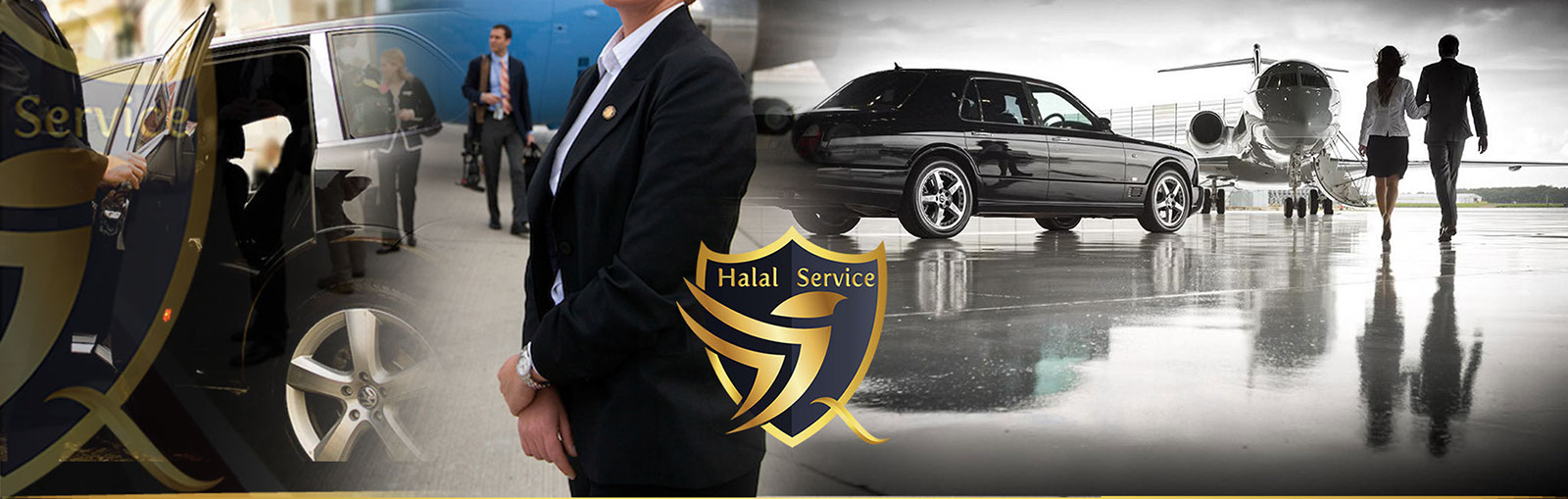 Turnkey Halal Security and Accompaniment. HALAL SERVICE - HS.